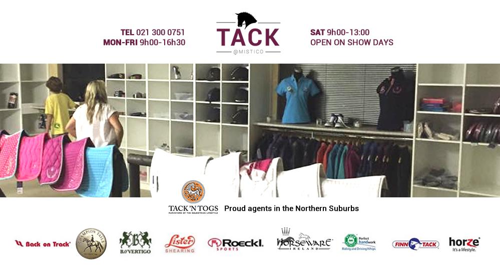 Tackshop at Mistico, Cape Town, Northern Suburbs