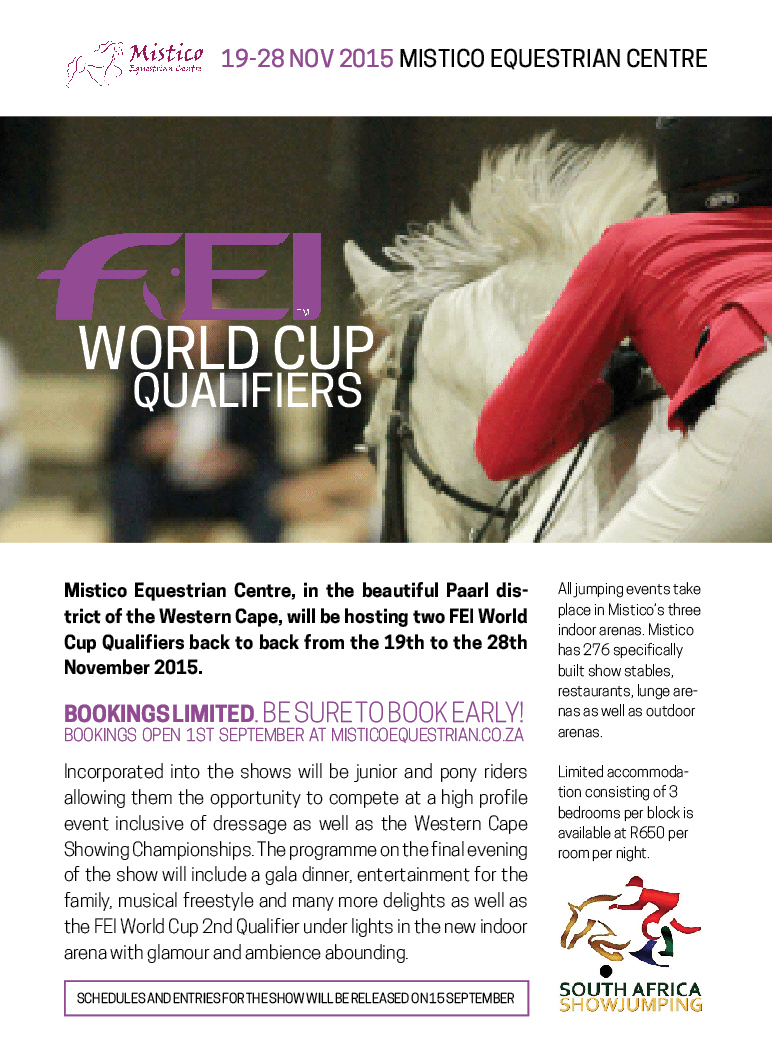 FEI World Cup Qualifiers